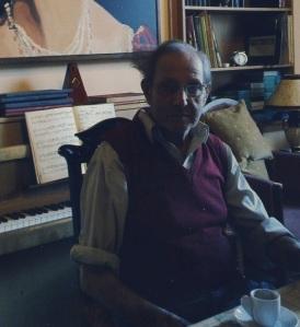 Γιώργος Γεωργιάδης, από τη μουσική στην ζωγραφική- ευαίσθητος και νεανικός, καθοδήγησε με γνώση και προσοχη...
