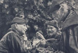 Κρητικοί των αρχών του 20ου αιώνα -φωτογραφ;iα NELLY'S