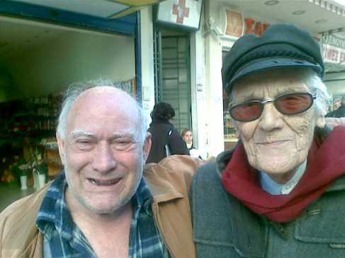 Με τον πιο σημαντικό φιλόζωο της πόλης μας , στο κέντρο του Ηρακλείου