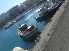 Το παλιό λιμάνι, λάμπει -Ηράκλειο 2.2.2016