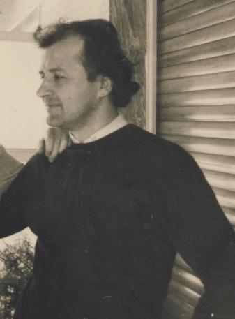 Γιώργος Ζεβελάκης, νεανική φωτογραφια, συνεργατης της ΤΟΛΜΗΣ