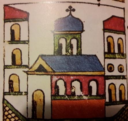 από εικονογράφιση, μεσαιωνικών βιβλίων