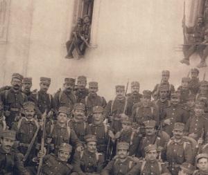 Κρητικοί στους Βαλκνικούς πολέμους/όλοι σχεδόν πολέμησαν απο τα 5 γιους του Γιάννη, ο ένας δεν γύρισε