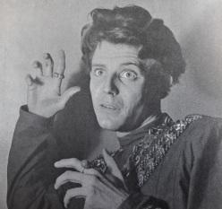 Ζεράρ Φιλίπ, ηθοποιος (1922-1959)περιοδικό Γαλλικό 1945, αρχείο ΑΛΚΜΑΝ