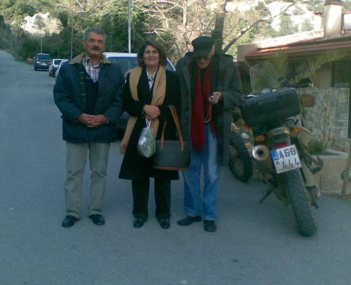 Εκδρομή στην Ανατολική Κρήτη, με φίλους και φίλες