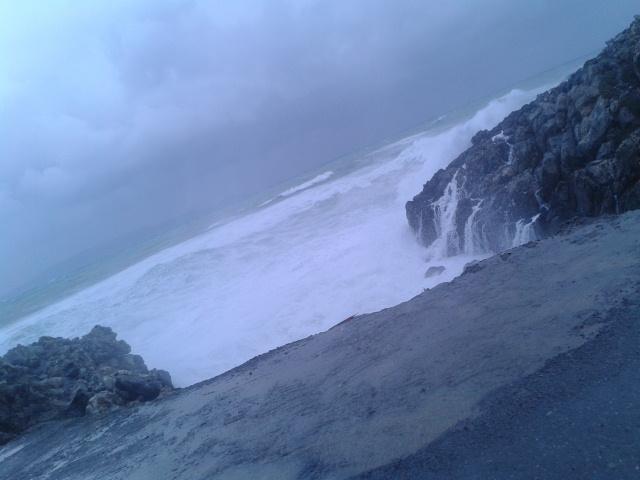 Δυτικά, επίφοβη θάλασσα - εποικίνδυνοι άνεμοι...