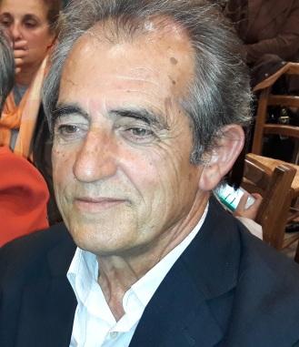 Ντίνος Κωνσταντίπουλος,δημοσιογράφος αλλά και διανοούμενος - στο στενο επιτελείο τηε ΤΟΛΜΗΣ/ 4ος ομιλητής