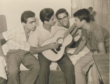 Νεανικές παρέες 1955-57 Ηράκλειο