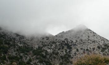 Τ ασυννεφα των βουνων της Κρητης