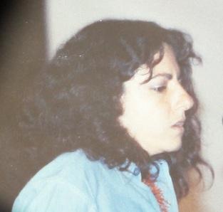 Ρέα Γαλανάκη, στα πρ'ωτα λογοτεχνικά της βήματα(1980)