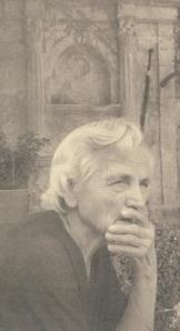 Σοφία Γιανναδάκη, σύζυγος του Χαράλαμπου, το γένος Ιερωνυμίδη.