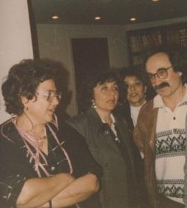 Ηράκλειο 1989, συνομιλία με την Κρήτη Σπμώκου Φαρσάρη