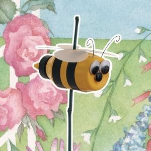 Μελισσούλα, όμορφη κατασκευή...