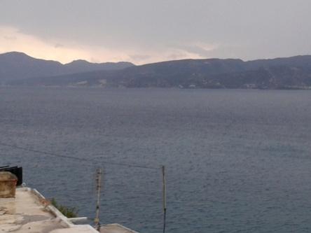 Πρωτες βροχές στην Κρήτη 22-9-2015 Αγιος Νικόλαος