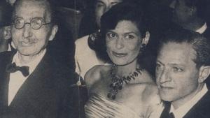 Ο Ζυλ Ντασέν, βρίσκει την Μελίνα και μετά (αναπόφευκτο)τον Καζαντζάκη