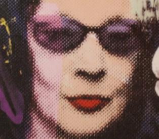 Λούλα Αναγνωστάκη, φωτογραφία εφημερίδας