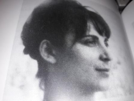 Εφη Σαπουνά Σακελλαράκη, 1963 όταν παντεύτηκε τον Γιάννη Σακελλαράκη